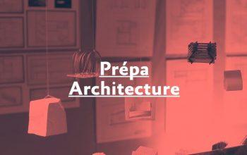 Prépa architecture