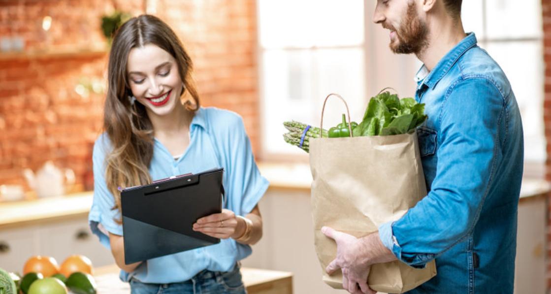 Avantages de l'épicerie en ligne